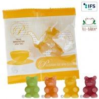 Bonbons oursons ou nounours gélifiés avec personnalisation