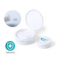Paille silicone antibactérienne