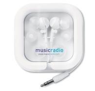 Paire d'écouteurs isolants