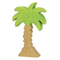 Palmier en bois 15cm