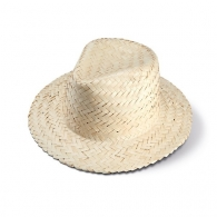 Chapeau de paille avec personnalisation