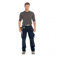 Pantalons de travail avec marquage