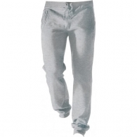 Pantalon jogging personnalisable enfant - Gris - 6/8 to 8/10