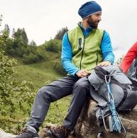 Pantalon trekking personnalisable 2 en 1