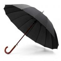 Parapluie logoté automatique 16 baleines