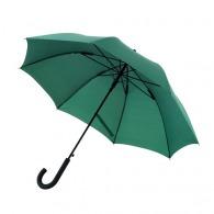 Parapluie automatique avec poignée courbée