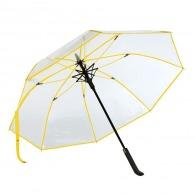 Parapluie transparent personnalisable vip