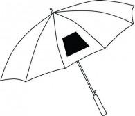 Parapluies avec logo