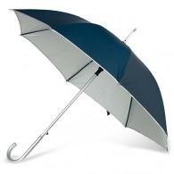 Parapluie logoté en aluminium avec filtre de protection uv