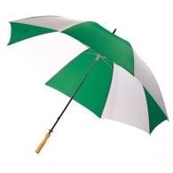 Parapluie golf personnalisable avec manche en bois
