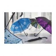 Parapluie personnalisé image cloudy day