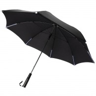 Parapluie publicitaire lumineux LED