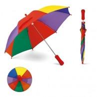 Multicoloured children's umbrella