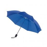 Parapluie pliable logoté à ouverture manuelle