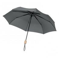 Parapluie pliable logoté en PET recyclé