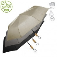 Paraguas plegable reciclado