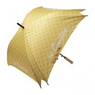 Parapluie rpet quadri carré