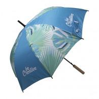 Parapluie rPET quadri rond