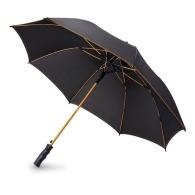 Parapluie logoté tempête ouverture auto