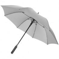 Parapluie tempête publicitaire semi-automatique