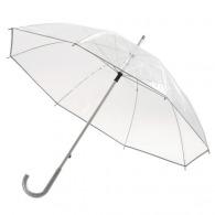 Parapluies transparents avec logo