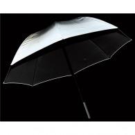 Parapluies golf personnalisables réfléchissant