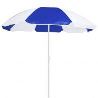 Parasol personnalisable basique bicolore
