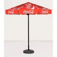 Parasol personnalisable rond 2,5m