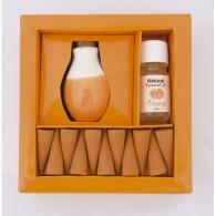 Parfums d'ambiance publicitaires et encens