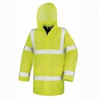 Parka personnalisable haute visibilité - High Viz Motorway Coat