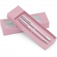 Parure de stylos pastel