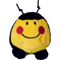 Peluche abeille.