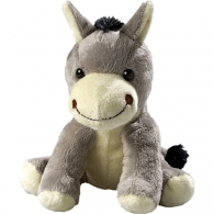 Donkey plush.