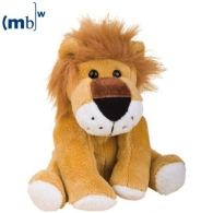 Peluche personnalisable animal du zoo lion Ole