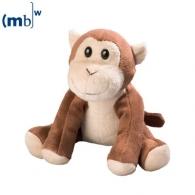 Peluche animal du zoo singe personnalisé Bjarne