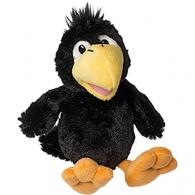Peluche corbeau.