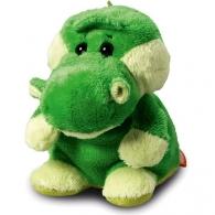 Peluche crocodile.
