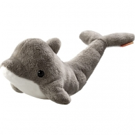 Peluche personnalisable dauphin.