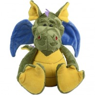 Peluche dragon personnalisable