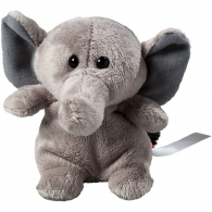 Peluche éléphant.