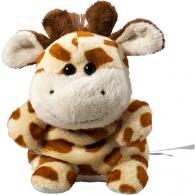 Peluche girafe.