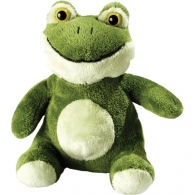 Peluche grenouille.