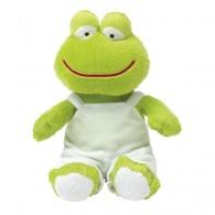 Peluche grenouille personnalisée Fred