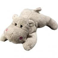 Peluche hippopotame.