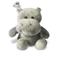 Peluche hippopotame, petit modèle, sans T-shirt