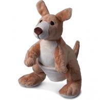 Peluche kangourou.