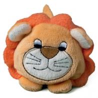 Peluche lion.