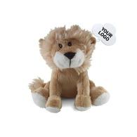 Peluche publicitaire Lion