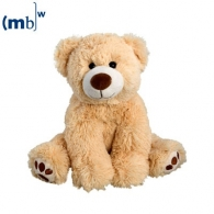 Peluche ours personnalisables Ralle 15 cm assis
