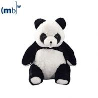 Peluche panda publicitaire Steffen 21 cm